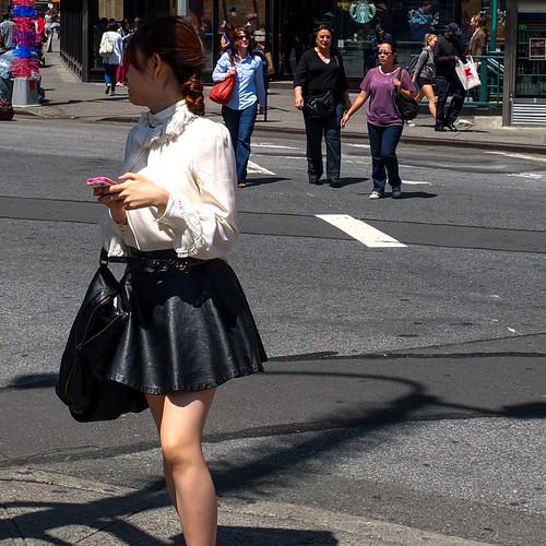 The Skirt by wwward0