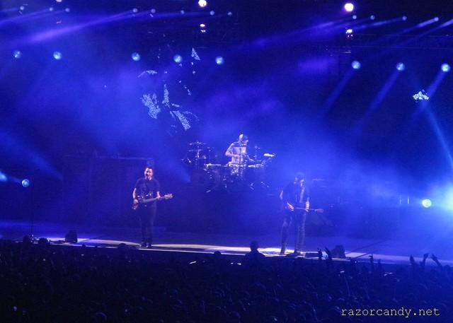 Blink-182 - O2 - 8th june, 2012 (12)
