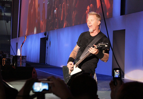Metallica @ Dreamforce '11