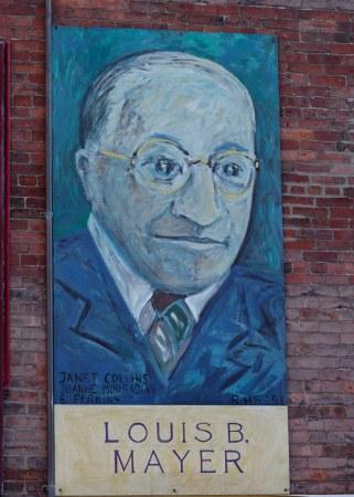 Saint John : Famous Saint John - Louis B. Mayer