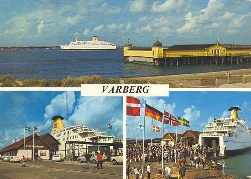 Europafärjan III - Varberg