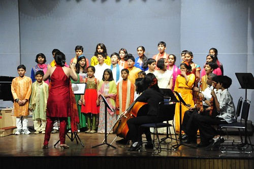 TNMF evening of Opera arias, Choruses and sacred music by Vasu..