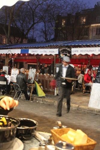 Montmartre Waiter