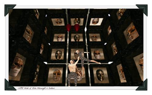 SL9B Work of Wliza Wierwight & Contour, photographed by Eliza Wierwight