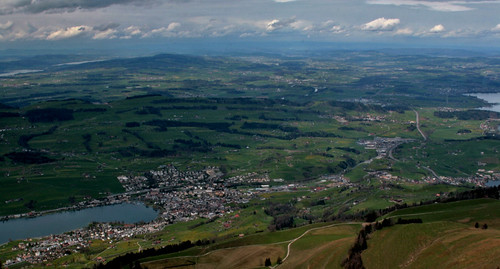 Küssnacht from Rigi