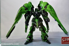 1-100 Kshatriya Neograde Version Colored Cast Resin Kit Straight Build Review (2)
