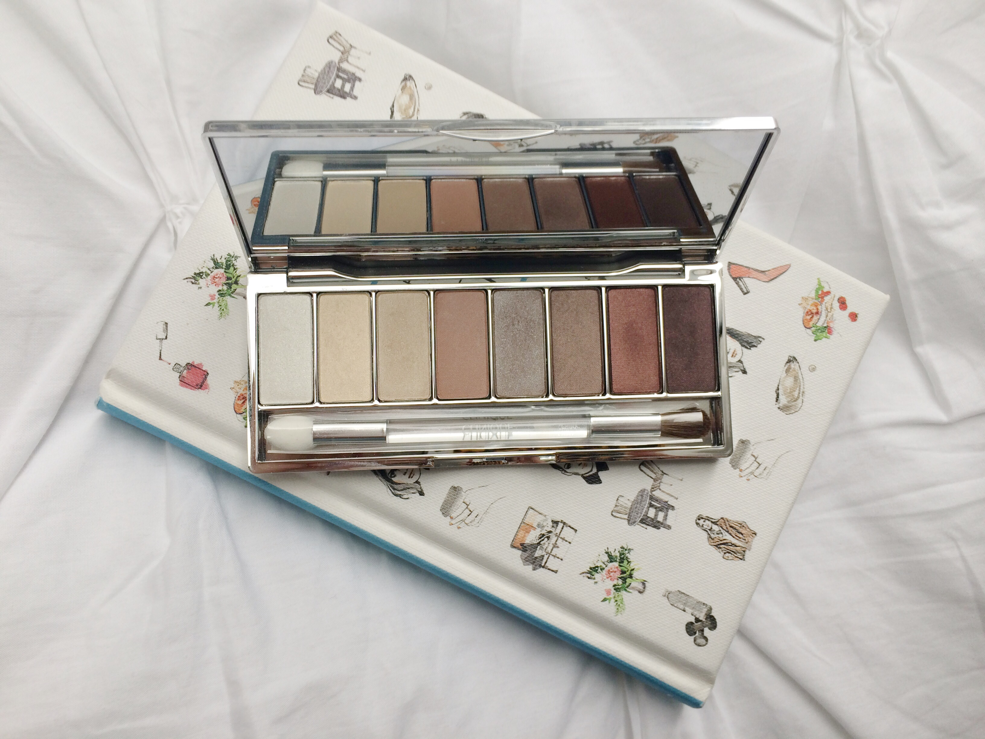 Clinique All About Shadow 8-Pan Neutral Palette