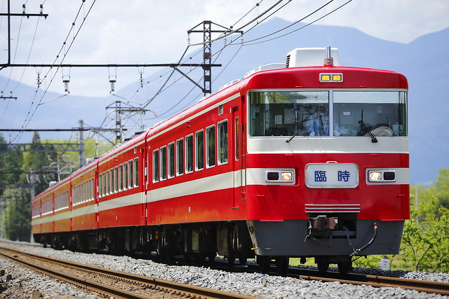 Tobu Railway Series 1800 (Formation 1819)