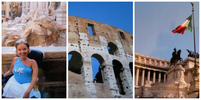 Rooma kollaasi