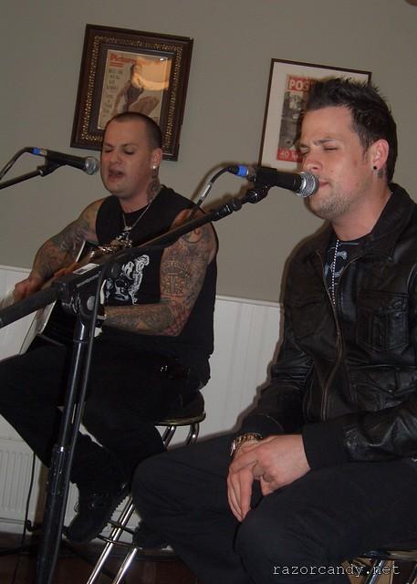 Good Charlotte - Saturday, 27th January, 2007 (15)