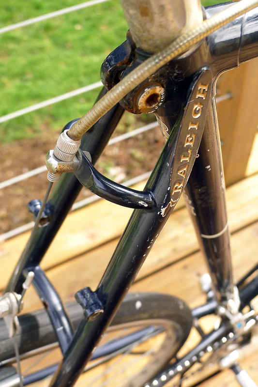 Raleigh Rear Stay