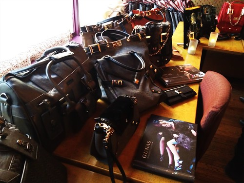 Gunas Vegan Handbag Showcase