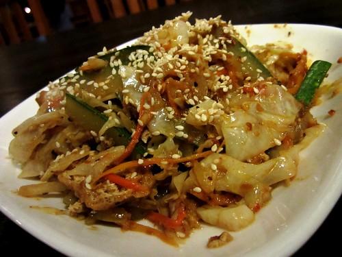 Myanmar veg dish