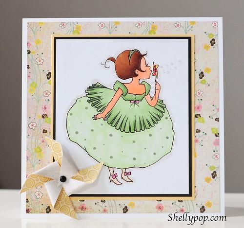 Pinwheel Princess