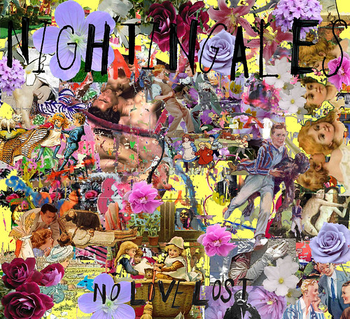 Nightingales - No Love Lost album cover