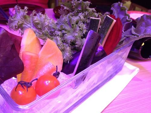 無農薬野菜のバーニャカウダー@4 Seasons LDK