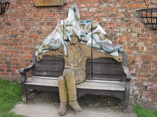 Birdman Seat, Newham Grange Farm