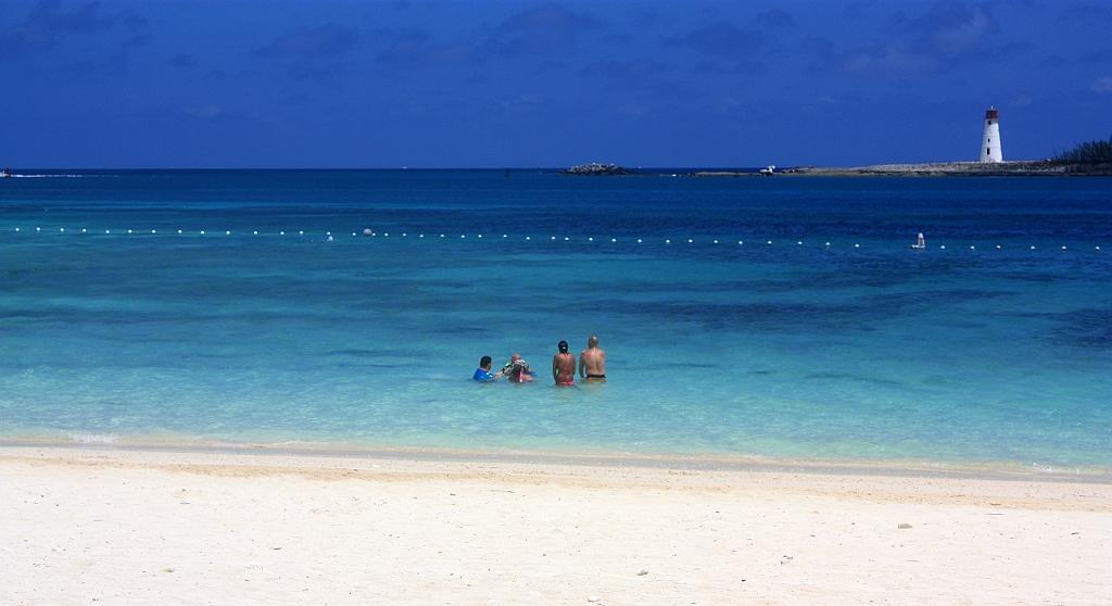 Junkanoo Beach, Nassau, New Providence, Bahamas