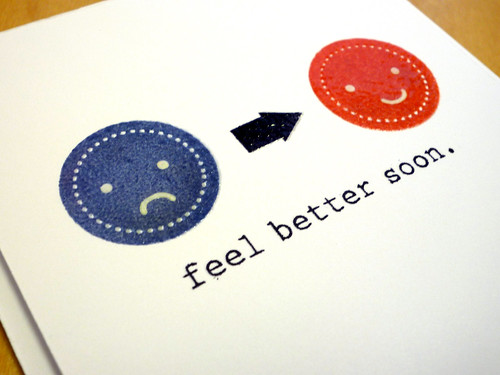 Feel Better Soon - Close Up