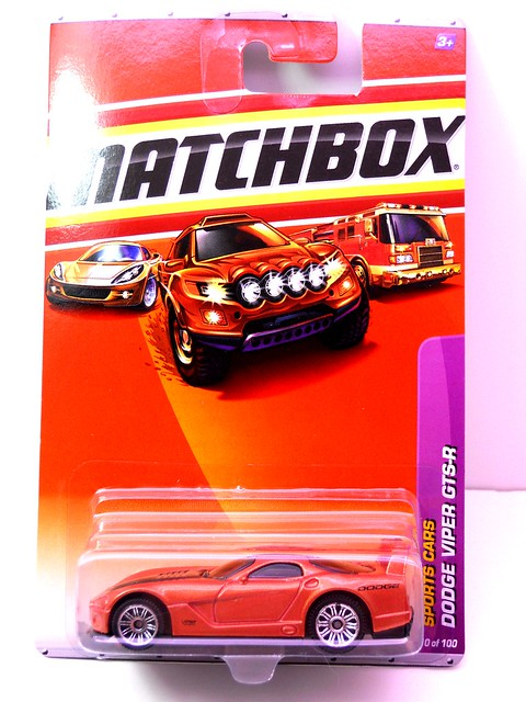 matchbox dodge viper gts-r rust (1)