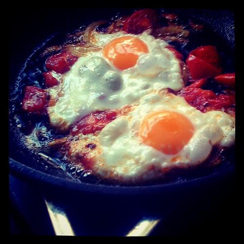 Huevos Rancheros by Lameen