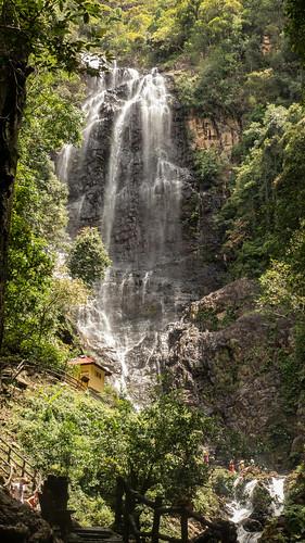 Temurun falls in Langkawi by robdu91