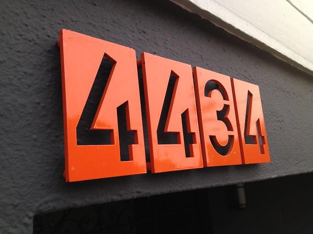 Upper Marktet Terrace house number