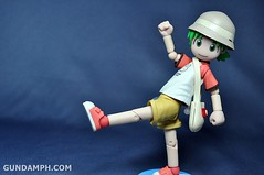 Revoltech Yotsuba DX Summer Vacation Set Unboxing Review Pictures GundamPH (44)