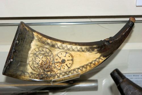 18th century powder horns