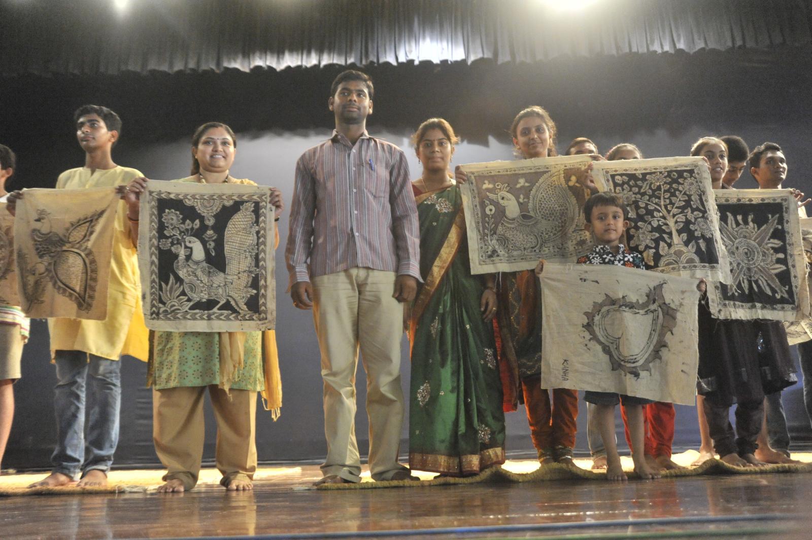 Kalamkari Painting - Vishwanath Reddy