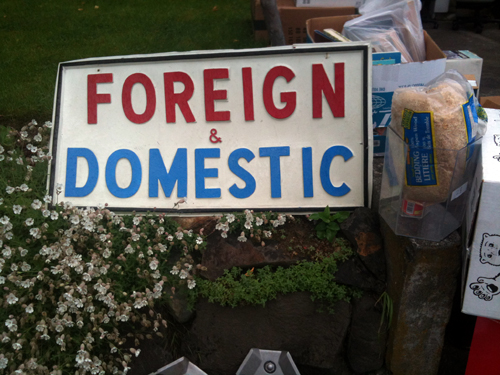 Foreign & Domestic