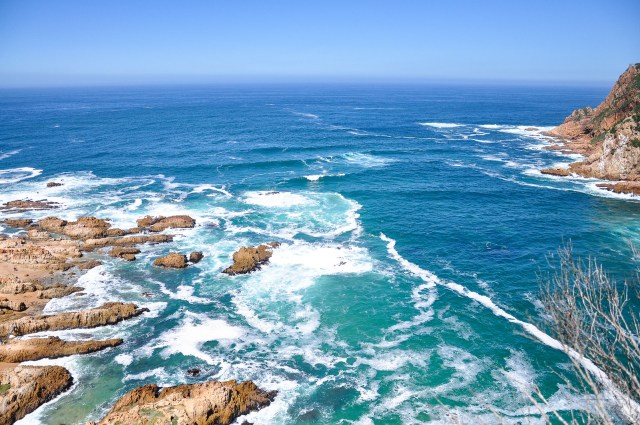 Knysna Garden Route Etelä-Afrikka