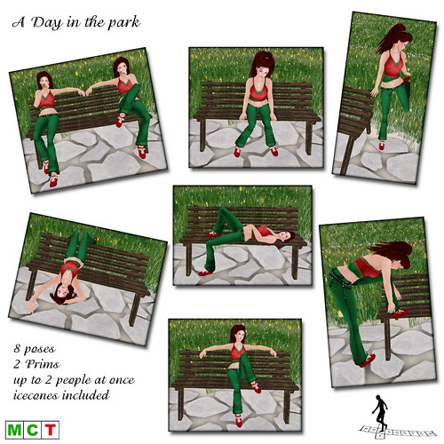 A day in the park - COMING SOON FOR POSE FAIR