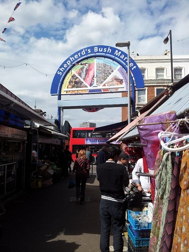 Shepherd's Bush Market