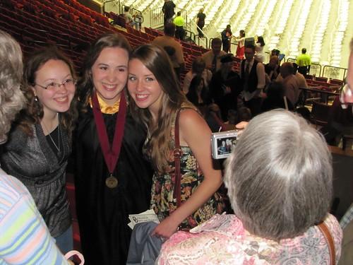 Sisters:  Hannah, Rachel, Susanna