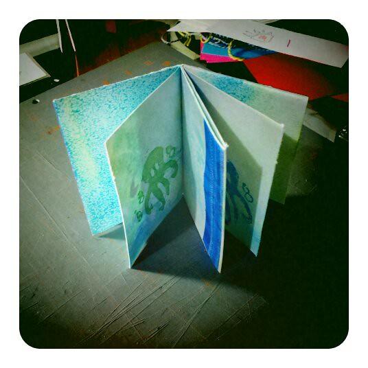T-cut book
