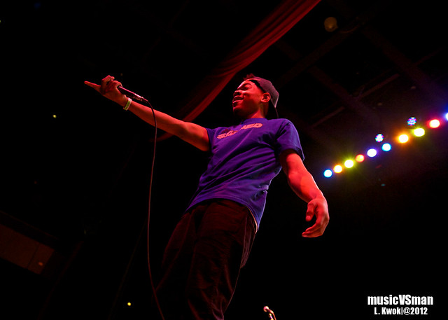 Chase the Rapper @ The Pageant