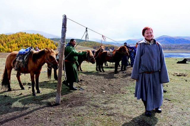 Horse trek in Mongolia IKILOMALLA matkablogi travel blog (4)