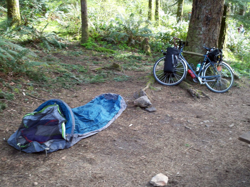 Best Bivy For Bike Touring