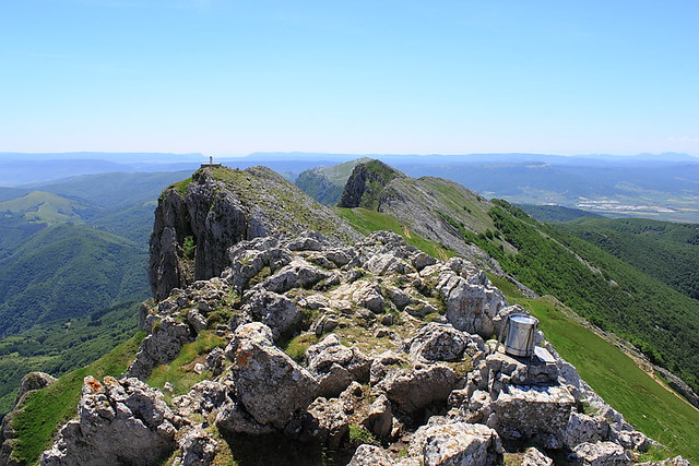 Aketegi ( 1.549 m ) desde el Aitxuri ( 1.551 m )   #Photography  #Foto 62