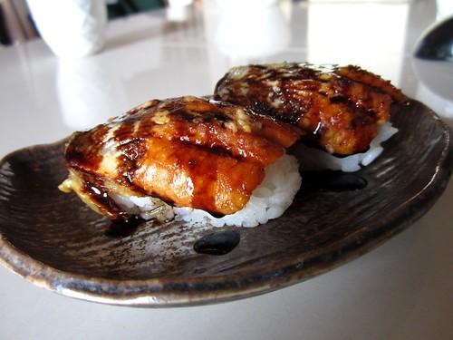 Zen, Sibu - unagi sushi