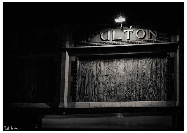 Fulton Street Nocturne