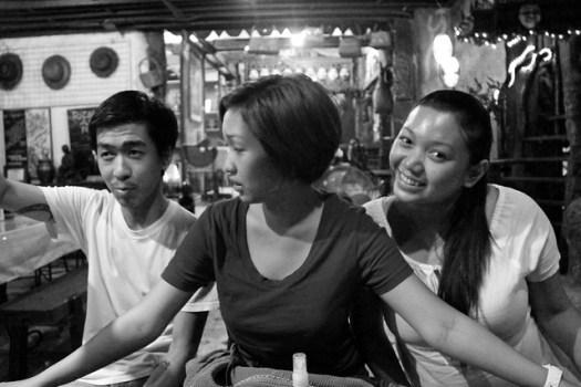 Law School Classmates at Nemiranda's Arthouse Cafe, Angono, Rizal