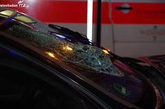 Verkehrsunfall 2. Ring 25.05.12