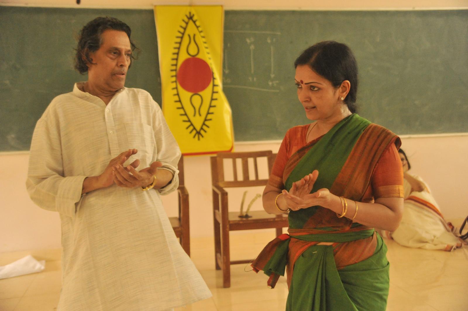 Shri Narasimhachari & Vasanthalakshmi ( Kuchipudi)