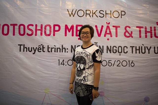 Workshop 15/05/2016