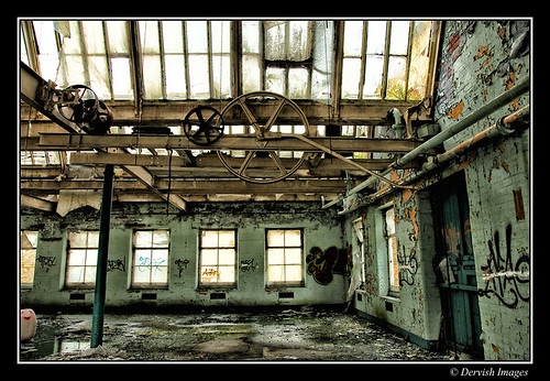 Midland Mills by Dervish Images
