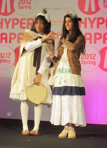 Street fashion at Hyper Japan