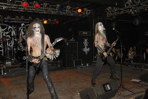 Tsjuder at Maryland Deathfest X