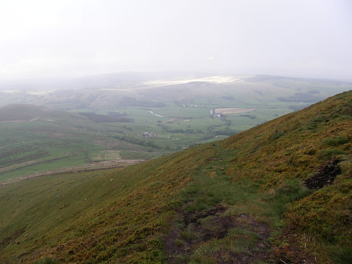 Decent descent path